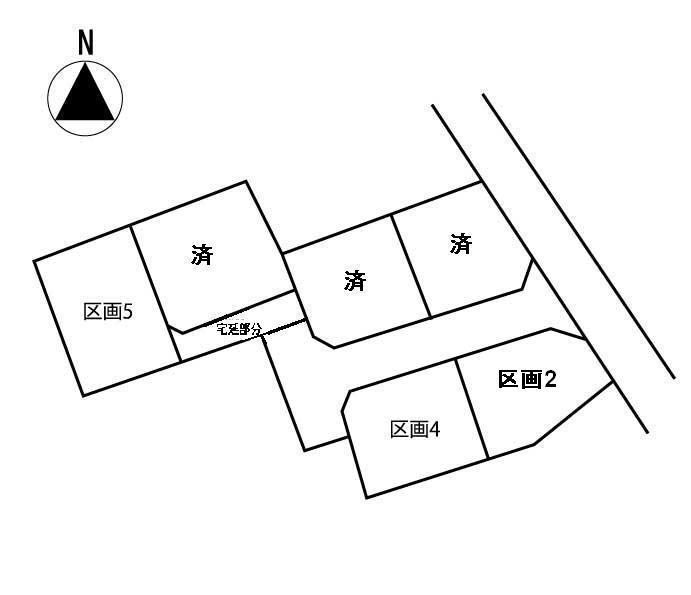 サンヒル仲町10月区画.JPG